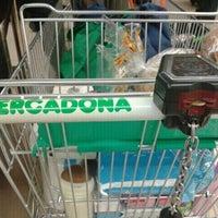 Photo taken at Mercadona by Dan H. on 4/21/2012