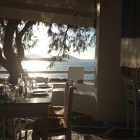 Photo taken at Siparos by Olga D. on 8/24/2012