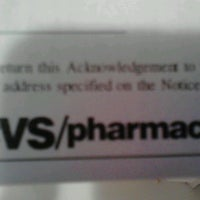 Photo taken at CVS/pharmacy by Ashley on 4/24/2012