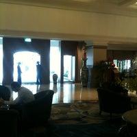 Photo taken at Sheraton Hanoi Hotel by Boyeon H. on 2/25/2012