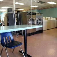 Photo taken at Maytag Just Like Home Laundry by Sean W. on 8/18/2012