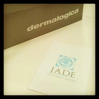 Photo taken at Jade Face & Body Center by Bella D. on 3/16/2012