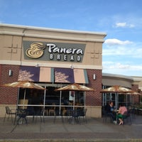 Photo taken at Panera Bread by Sameer S. on 6/2/2012