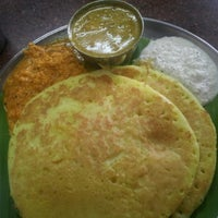 Photo taken at Gowri Nivas Coffe Hotel by Vasanth G. on 7/29/2012