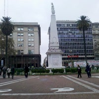 Foto tirada no(a) Plaza de Mayo por Rodolfo Javier T. em 6/12/2012