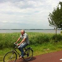 Photo taken at Randmeer by Hans C. on 7/3/2012