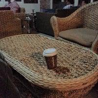 Photo taken at Umam Cafe by Mohamed F. on 9/13/2012