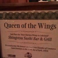 Photo taken at Shingetsu by Brandon G. on 9/9/2012
