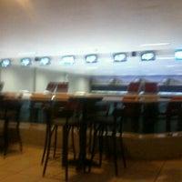 Photo taken at Strike Boliche Bar by Maurício F. on 3/24/2012