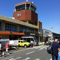 Photo taken at Aeroporto Internacional de Navegantes / Ministro Victor Konder (NVT) by Sergio B. on 3/13/2012