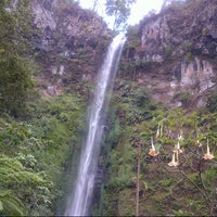 Photo taken at Air Terjun Coban Rondo by Novita S K. on 8/4/2012