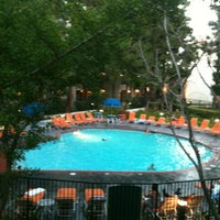 Photo taken at Howard Johnson Anaheim Hotel and Water Playground by Gerard D. on 5/19/2012