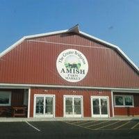 Photo taken at The Greater Bridgeton Amish Farm Market by Jackie C. on 6/21/2012