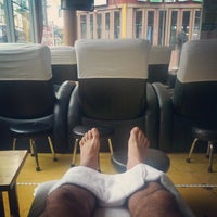 Photo taken at Lek Massage by R. I. on 8/18/2012