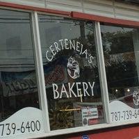 Photo taken at Certeneja's Bakery by Alex on 8/18/2012