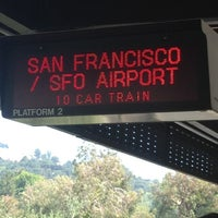 Photo taken at Lafayette BART Station by Megan W. on 8/15/2012
