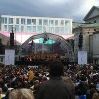 Photo taken at Oper für alle by EGON S. on 7/14/2012