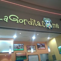 Photo taken at lagordita.come by Cristopher G. on 5/8/2012