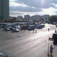 Снимок сделан в Автостанция «Выхино» пользователем Alena O. 6/22/2012