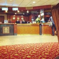 Снимок сделан в Премьер Отель Русь пользователем Michael M. 5/31/2012