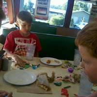 Photo taken at Mountain Mike's Pizza by Elaine M. on 8/8/2012
