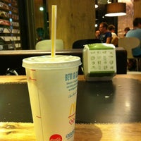 Photo taken at McDonald's by Marco Antonio P. on 7/19/2012