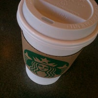 Photo taken at Starbucks by Danelle S. on 4/9/2012