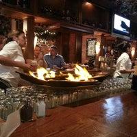 Photo taken at Pegasus Taverna by Vamsi on 7/18/2012
