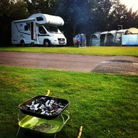 Photo taken at Canterbury Camping and Caravanning Club Site by LincolnGreen on 8/11/2012