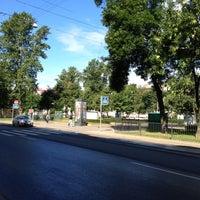 Снимок сделан в Площадь Тургенева пользователем М 6/29/2012