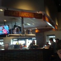 Photo taken at Brick House Tavern + Tap by Sean B. on 4/1/2012