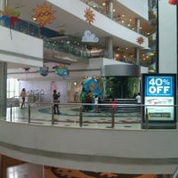 Photo taken at GVK One by Avinav S. on 5/29/2012