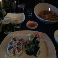 Photo taken at Sushi Tango by Natasha P. on 3/2/2012