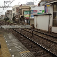 Photo taken at Keisei-Ōkubo Station (KS27) by Yosinori K. on 3/6/2012