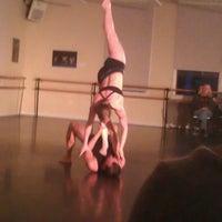 Photo taken at Malashock Dance by Xavier L. on 5/14/2012