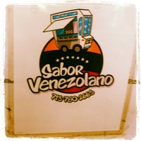 Photo taken at Sabor Venezolano by Dinesh D. on 8/26/2012