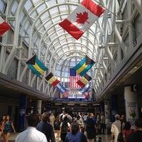 Photo taken at Terminal 3 by Richard D. on 7/9/2012