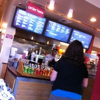 Photo taken at Boloco by Nazir A. on 4/15/2012