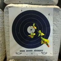 Photo taken at Deer Creek Archery by Diana R. on 5/29/2012