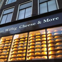 Photo taken at Henri Willig Cheese & More by Frederik V. on 2/19/2012
