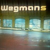 Photo taken at Wegmans by Danielle S. on 4/18/2012