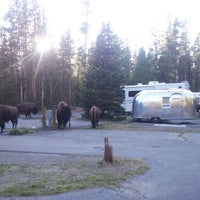 Photo taken at Yellowstone National Park by Hagai P. on 9/9/2012