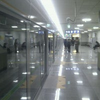 Photo taken at Singal Stn. by Ricky P. on 3/15/2012