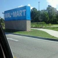 Photo taken at Walmart Supercenter by Christie on 4/30/2012