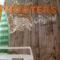 Photo taken at Hooters by Keith W. on 5/27/2012