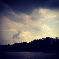 Photo taken at Fourwinds Lakeside Inn & Marina by S Michele K. on 7/8/2012