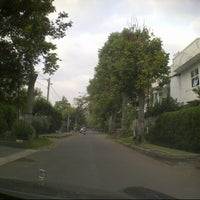 Photo taken at jalan tampomas by Hendra C. on 7/30/2012