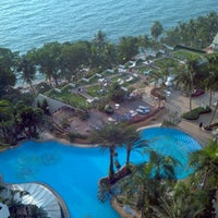 Photo taken at Royal Cliff Hotels Group by Yoticha S. on 2/8/2012
