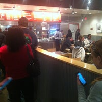 Photo taken at Chipotle Mexican Grill by Mark G. on 3/8/2012