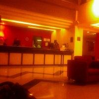 Photo taken at Fiesta Inn by Moske on 9/13/2012